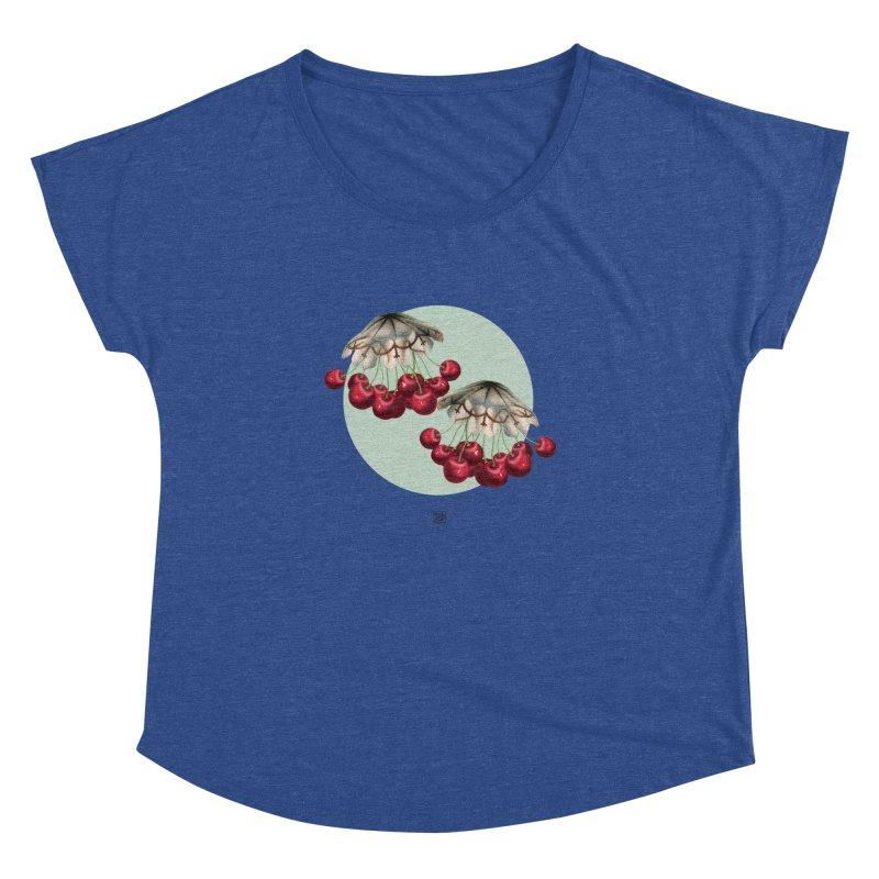 Cherryfish Women's Dolman by sigmablade collage