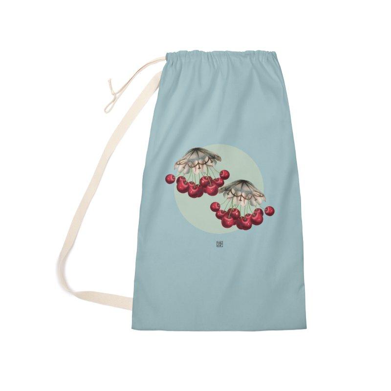 Cherryfish Accessories Bag by sigmablade collage