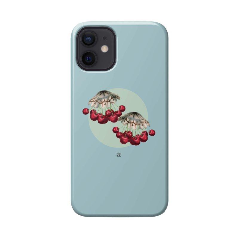 Cherryfish Accessories Phone Case by sigmablade collage