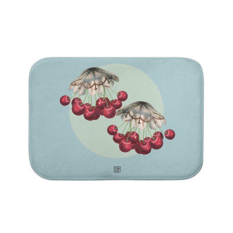 Cherryfish Home Bath Mat by sigmablade collage