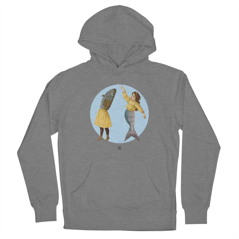 Mer...maid? Women's Pullover Hoody by sigmablade collage