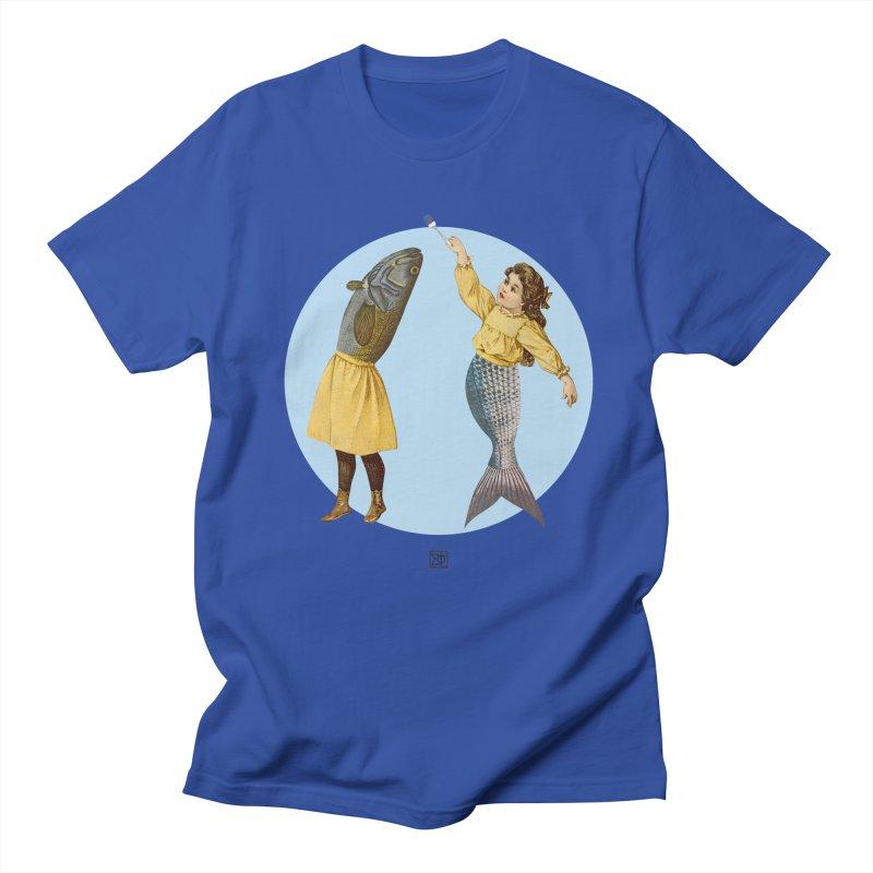 Mer...maid? Women's Regular Unisex T-Shirt by sigmablade collage