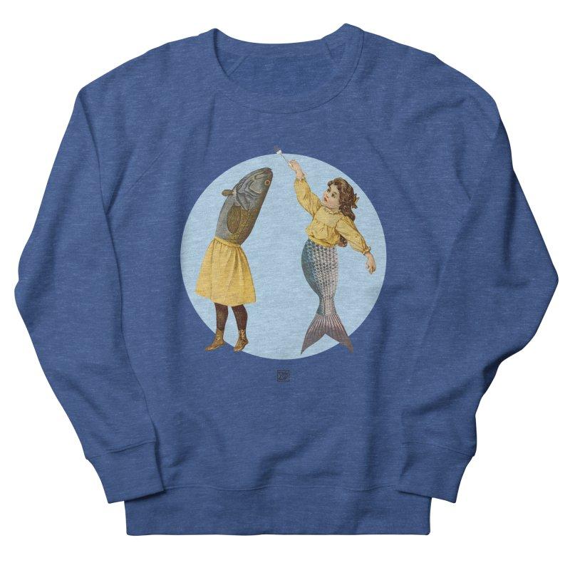 Mer...maid? Women's Sweatshirt by sigmablade collage
