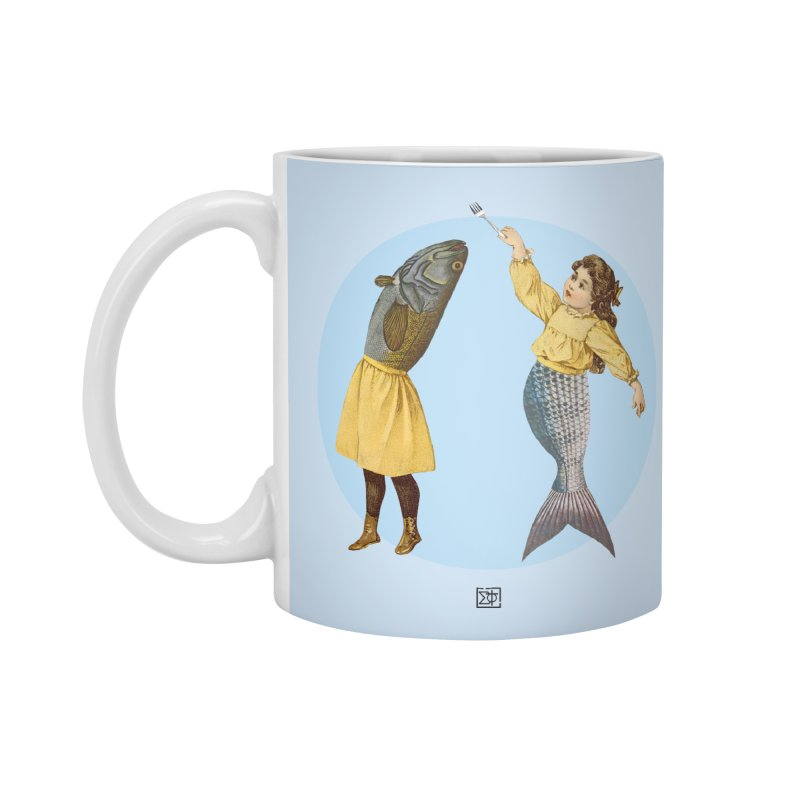 Mer...maid? Accessories Mug by sigmablade collage