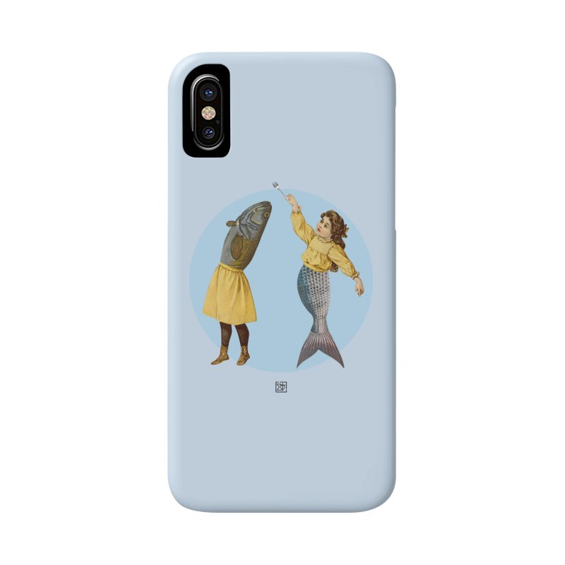 Mer...maid? Accessories Phone Case by sigmablade collage