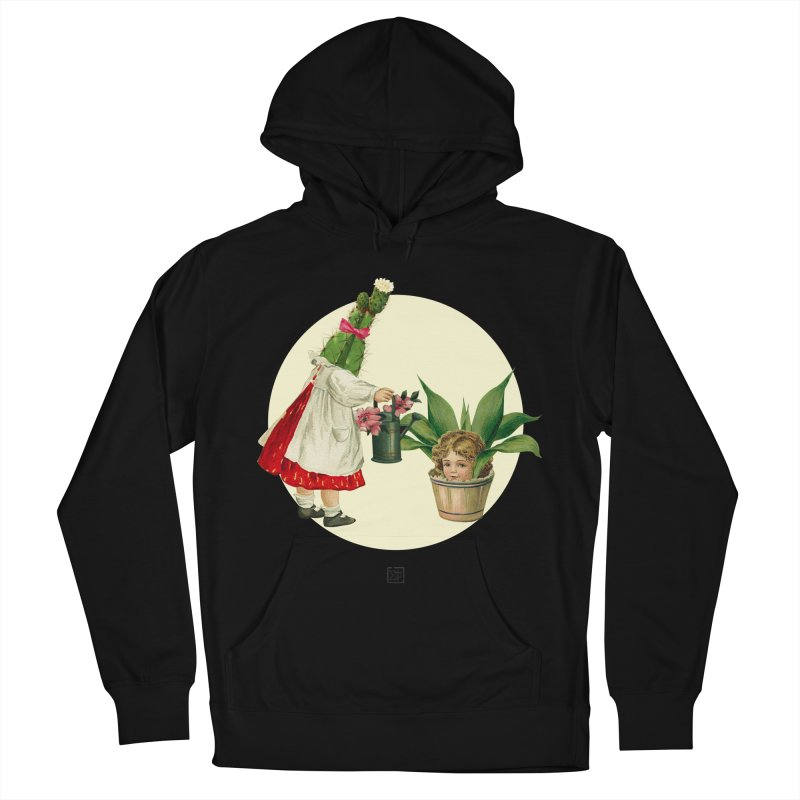 Growing my Head Women's Pullover Hoody by sigmablade collage