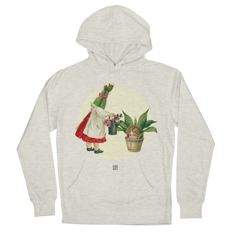 Growing my Head Men's Pullover Hoody by sigmablade collage