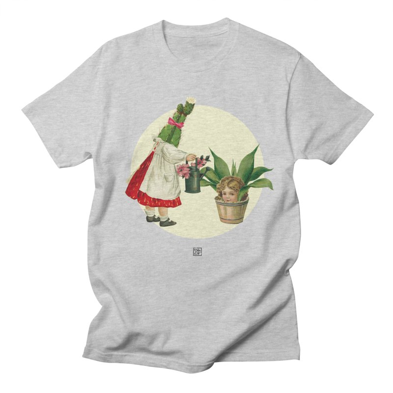 Growing my Head Women's Unisex T-Shirt by sigmablade collage