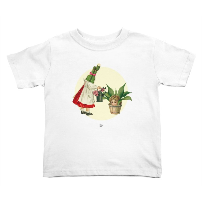 Growing my Head Kids Toddler T-Shirt by sigmablade collage