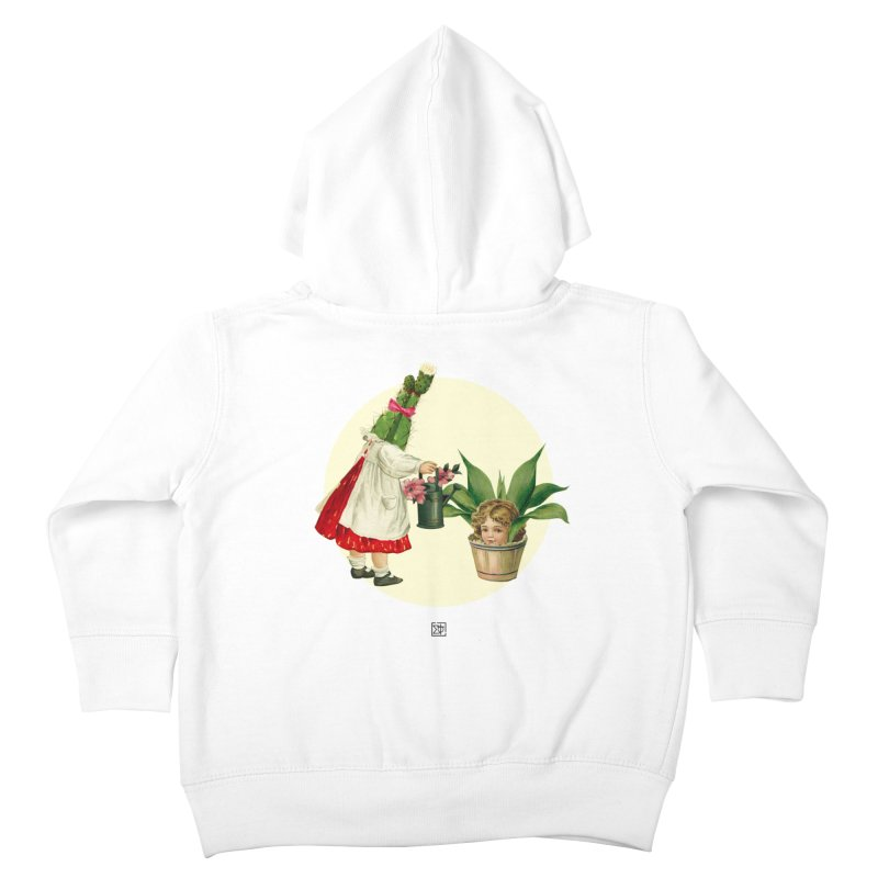 Growing my Head Kids Toddler Zip-Up Hoody by sigmablade collage