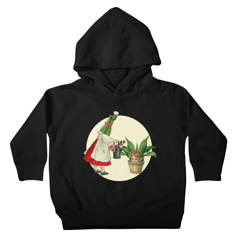 Growing my Head Kids Toddler Pullover Hoody by sigmablade collage