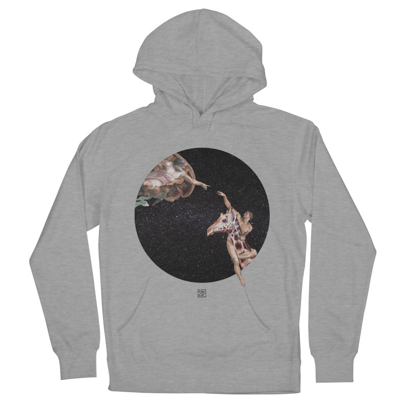 God Creates Adam Men's Pullover Hoody by sigmablade collage