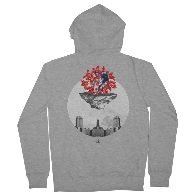 Tangled and Withering Women's Zip-Up Hoody by sigmablade collage