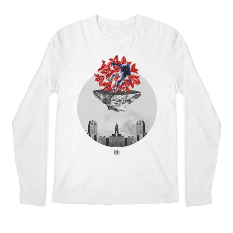 Tangled and Withering Men's Longsleeve T-Shirt by sigmablade collage