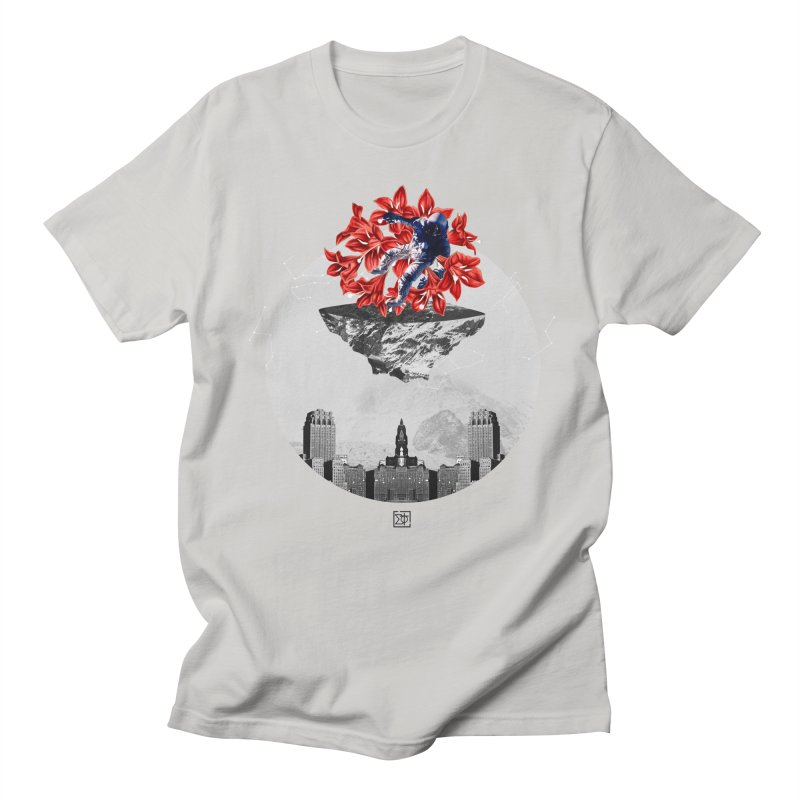 Tangled and Withering Men's T-shirt by sigmablade collage