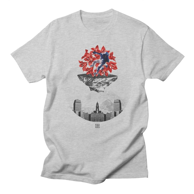 Tangled and Withering Men's Regular T-Shirt by sigmablade collage