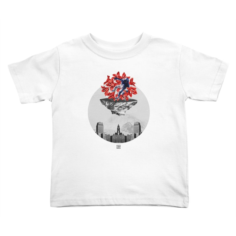 Tangled and Withering Kids Toddler T-Shirt by sigmablade collage