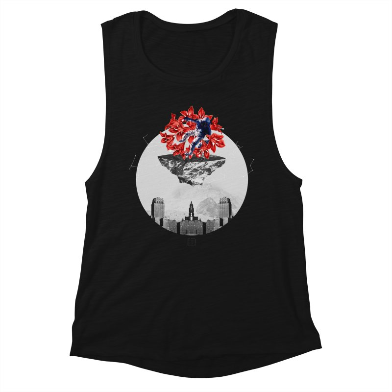 Tangled and Withering Women's Tank by sigmablade collage