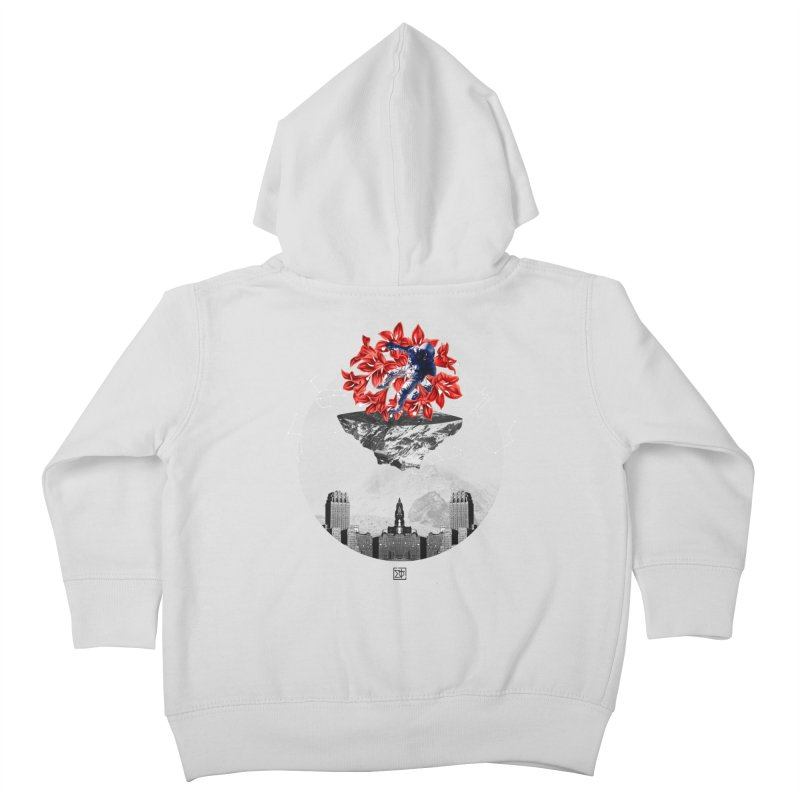 Tangled and Withering Kids Toddler Zip-Up Hoody by sigmablade collage