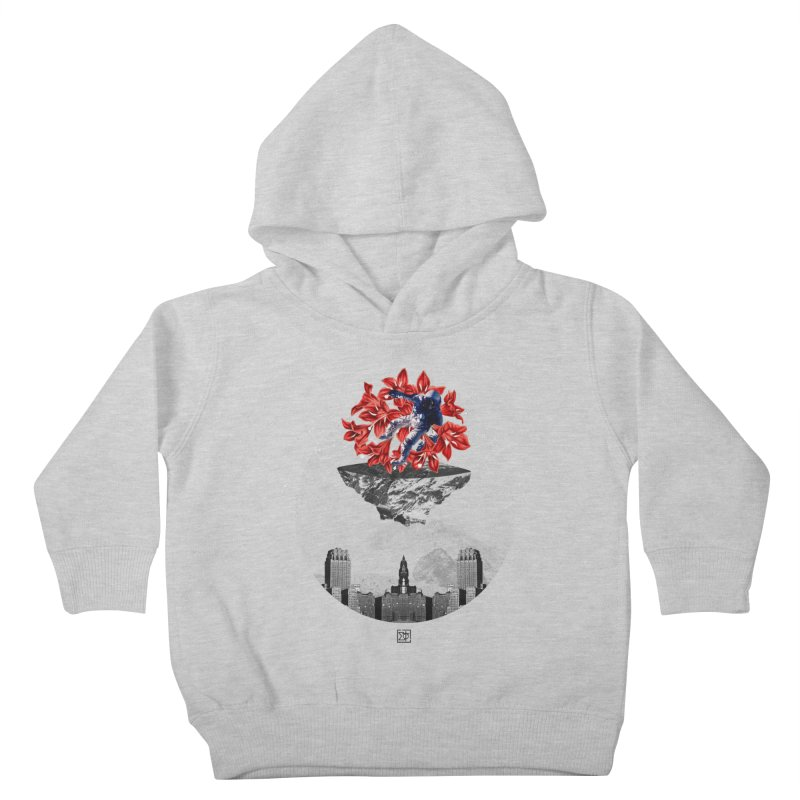 Tangled and Withering Kids Toddler Pullover Hoody by sigmablade collage