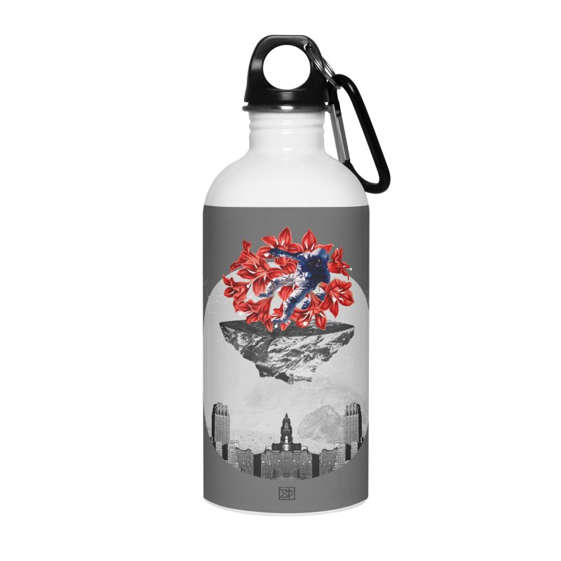 Tangled and Withering Accessories Water Bottle by sigmablade collage