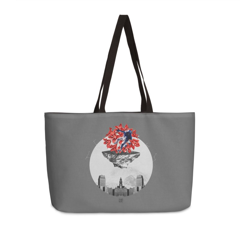 Tangled and Withering Accessories Weekender Bag Bag by sigmablade collage