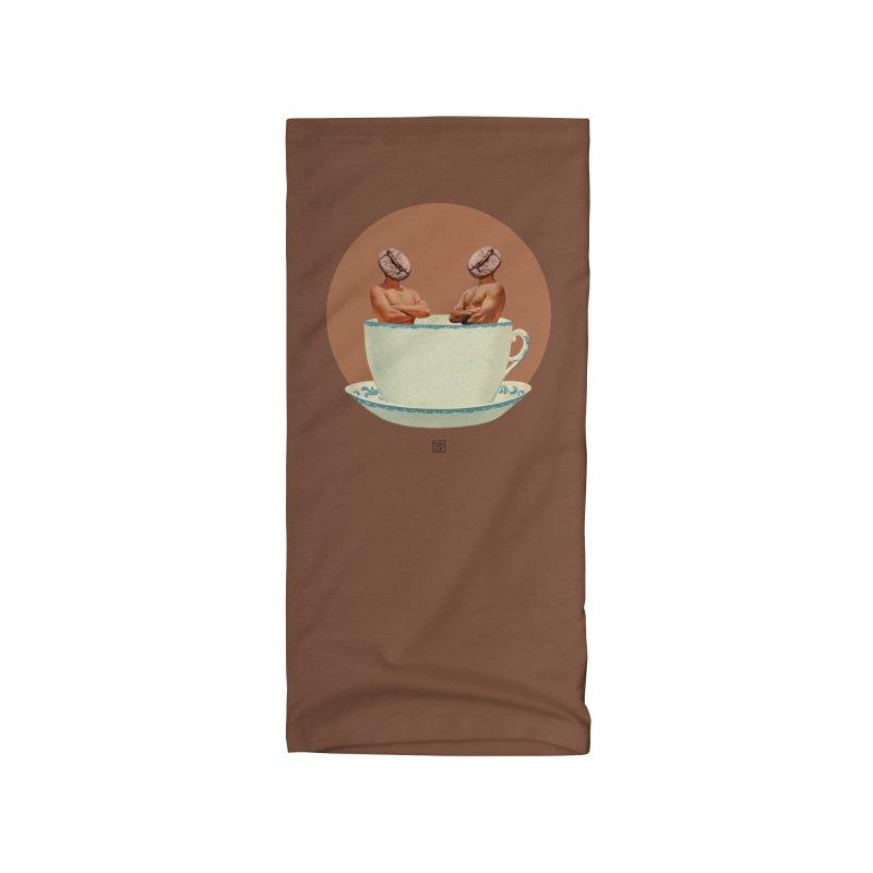Coffee Connoisseurs Accessories Neck Gaiter by sigmablade collage