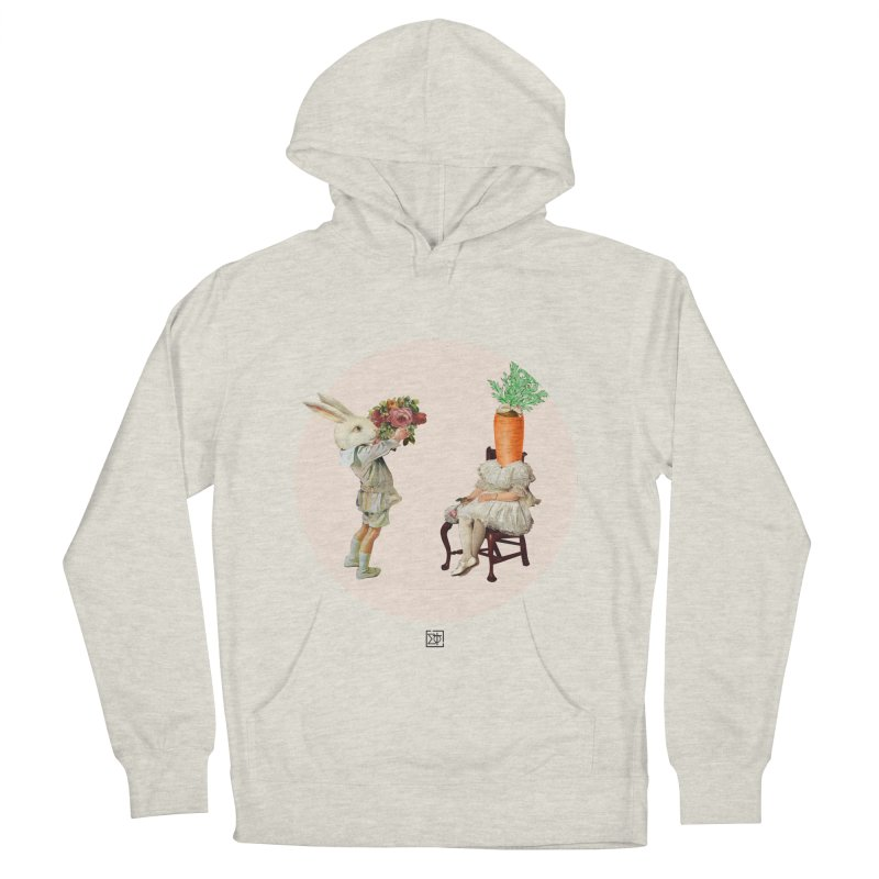 She Said NO Men's French Terry Pullover Hoody by sigmablade collage