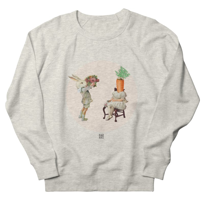 She Said NO Men's French Terry Sweatshirt by sigmablade collage