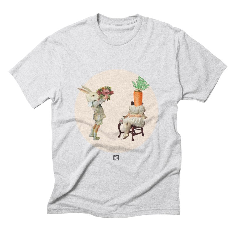 She Said NO Men's Triblend T-Shirt by sigmablade collage