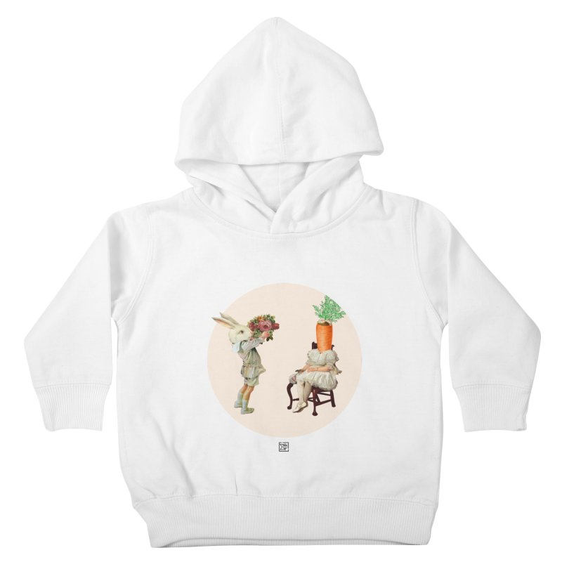 She Said NO Kids Toddler Pullover Hoody by sigmablade collage