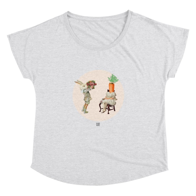 She Said NO Women's Dolman Scoop Neck by sigmablade collage