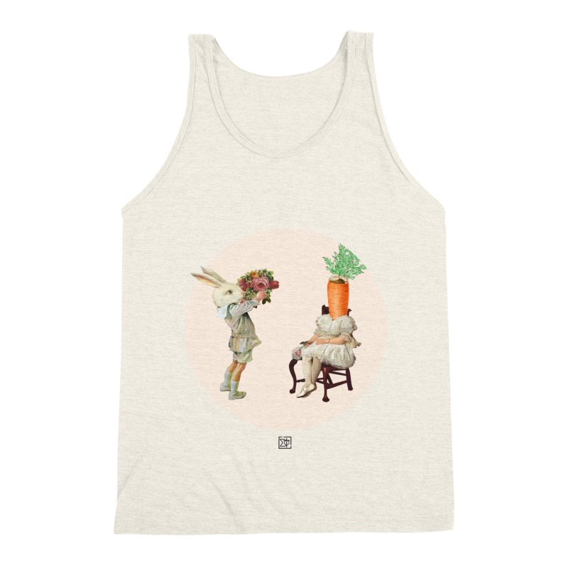 She Said NO Men's Triblend Tank by sigmablade collage