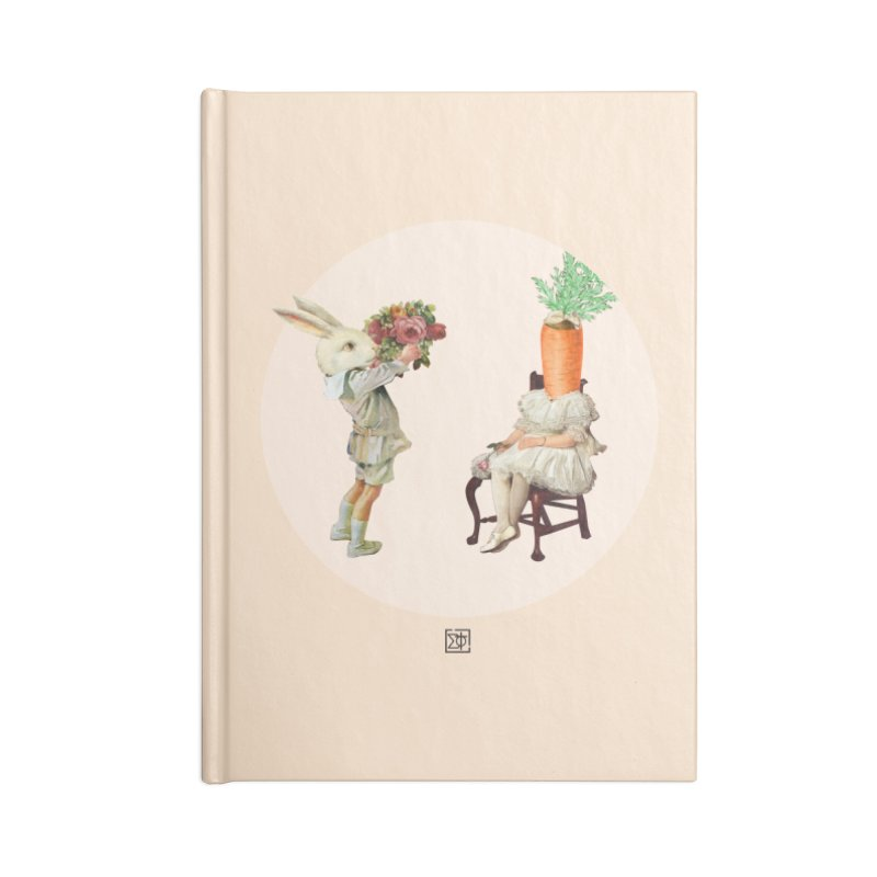 She Said NO Accessories Lined Journal Notebook by sigmablade collage