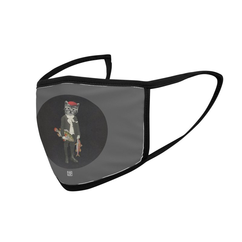 Fishstealer Accessories Face Mask by sigmablade collage