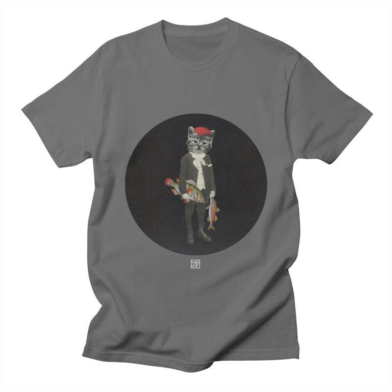 Fishstealer Women's T-Shirt by sigmablade collage