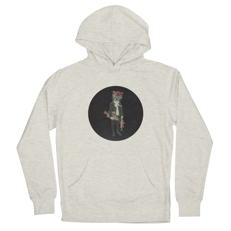 Fishstealer Women's Pullover Hoody by sigmablade collage