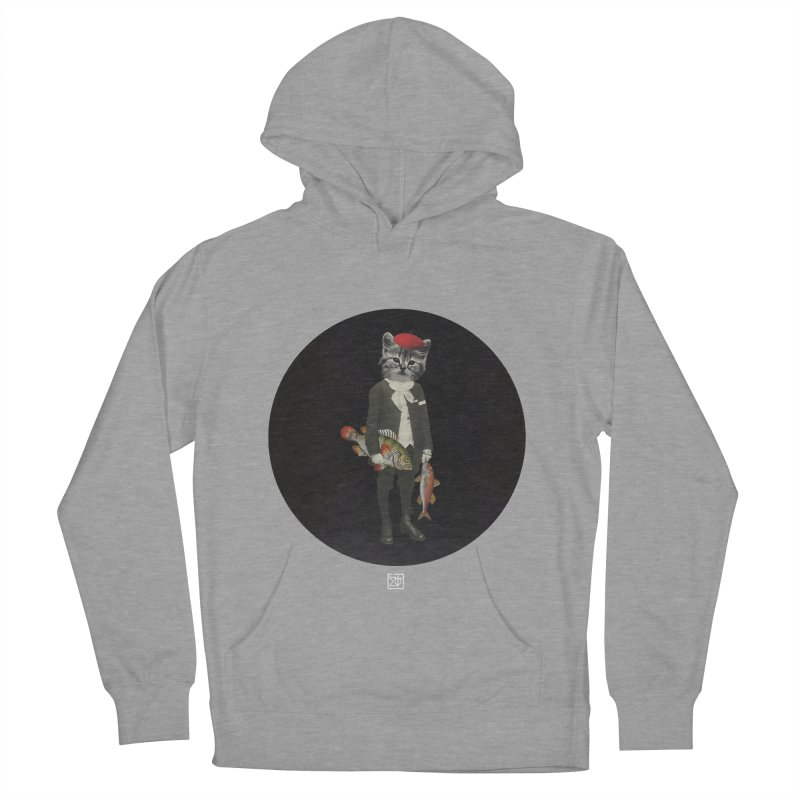 Fishstealer Men's Pullover Hoody by sigmablade collage