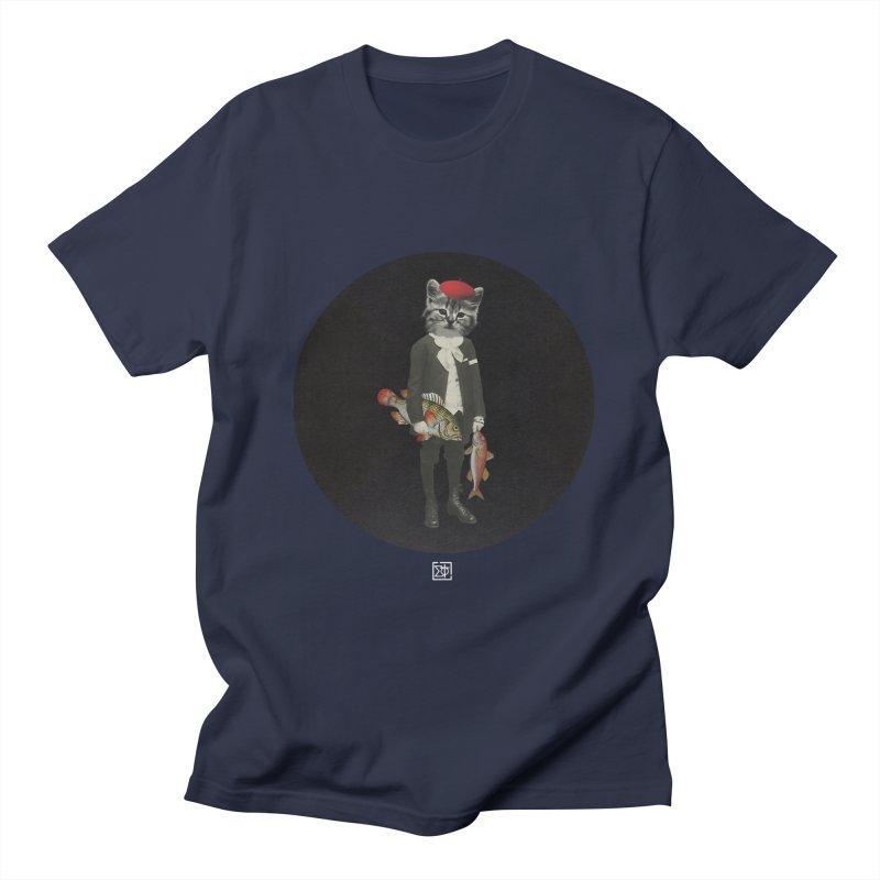 Fishstealer Women's Unisex T-Shirt by sigmablade collage