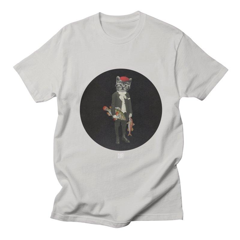 Fishstealer Women's Regular Unisex T-Shirt by sigmablade collage