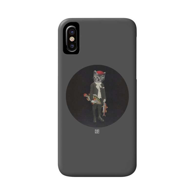 Fishstealer Accessories Phone Case by sigmablade collage