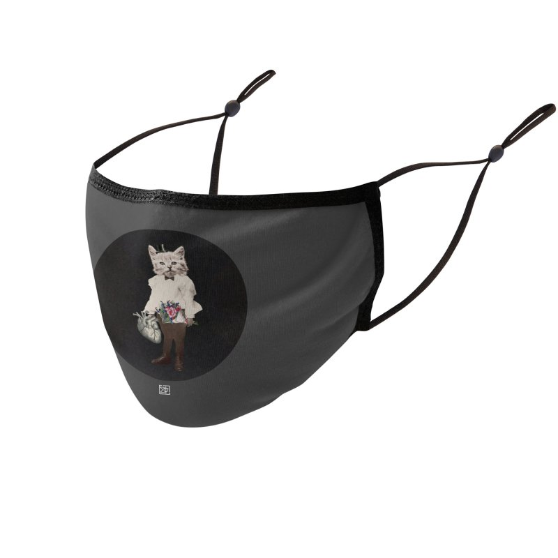 Heartstealer Accessories Face Mask by sigmablade collage