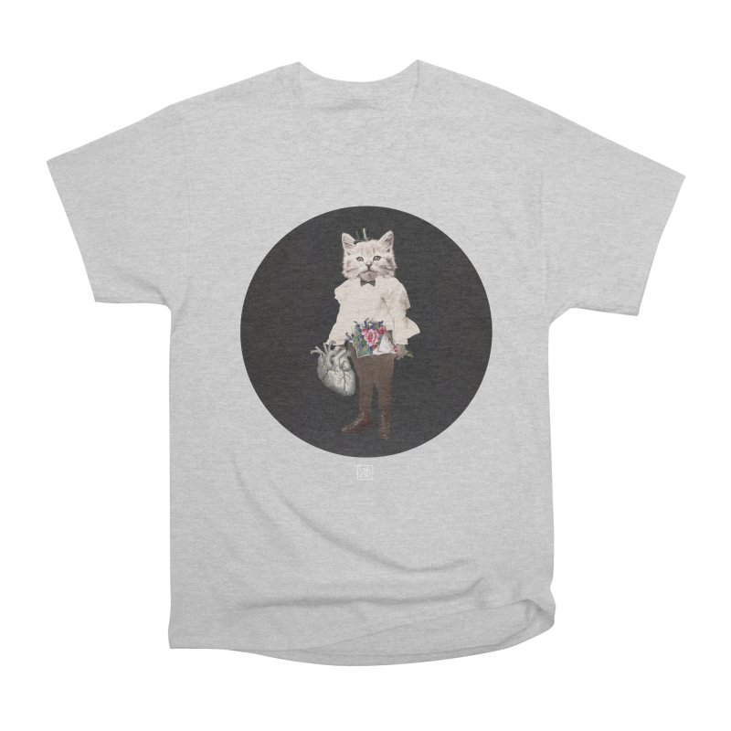 Heartstealer Men's T-Shirt by sigmablade collage