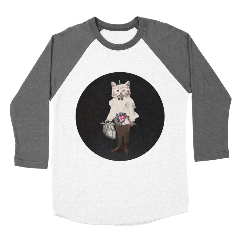 Heartstealer Women's Longsleeve T-Shirt by sigmablade collage