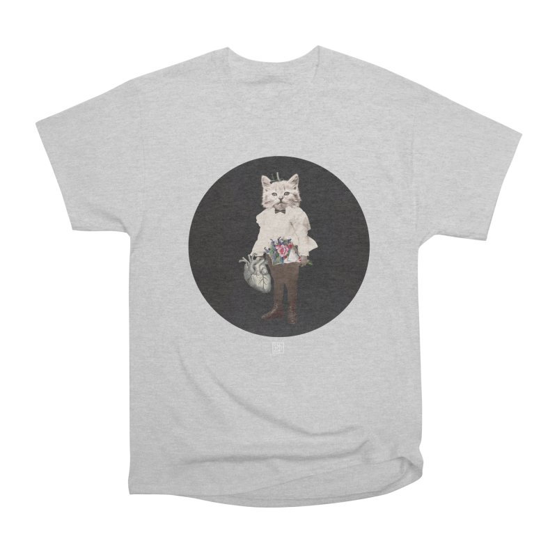 Heartstealer Men's Heavyweight T-Shirt by sigmablade collage