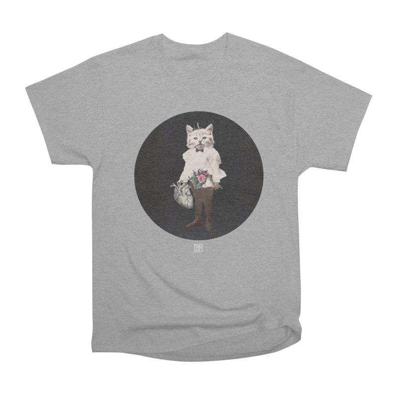Heartstealer Women's Heavyweight Unisex T-Shirt by sigmablade collage