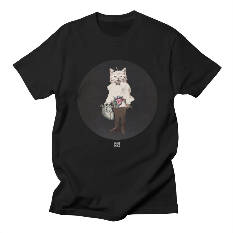 Heartstealer Women's Regular Unisex T-Shirt by sigmablade collage