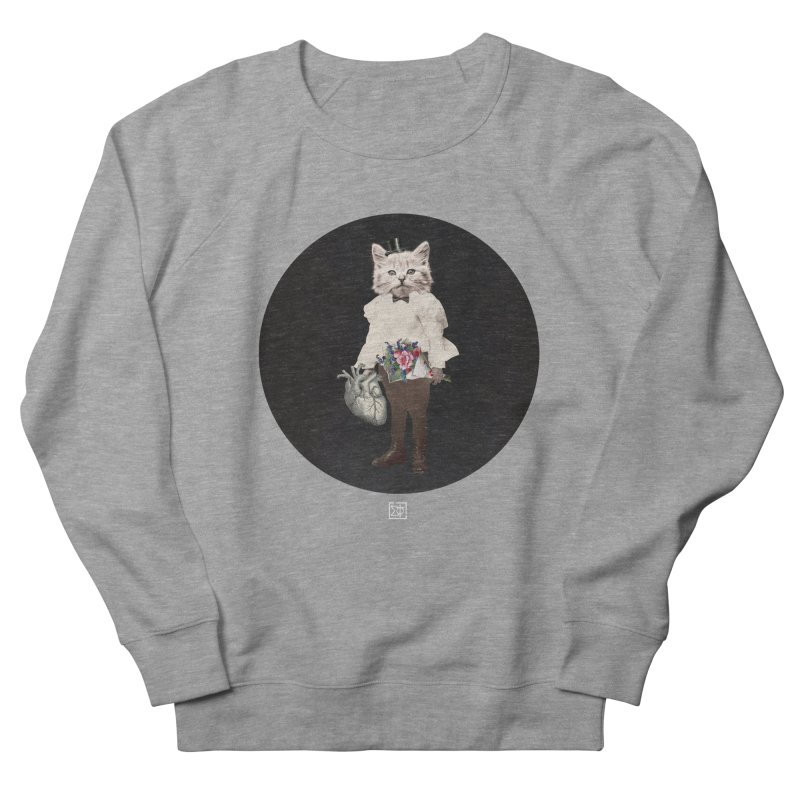 Heartstealer Women's French Terry Sweatshirt by sigmablade collage