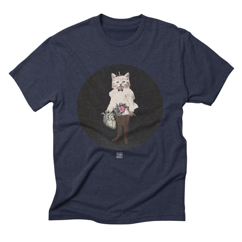 Heartstealer Men's Triblend T-Shirt by sigmablade collage