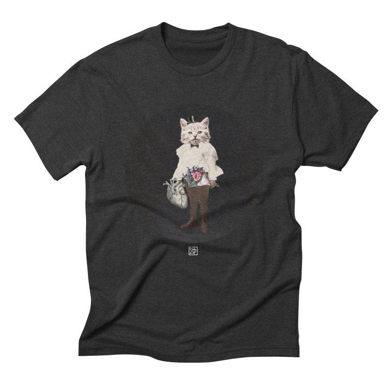 Heartstealer Men's Triblend T-Shirt by sigmablade collage